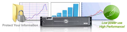 Web hosting on Dell Edge Servers Bay Area